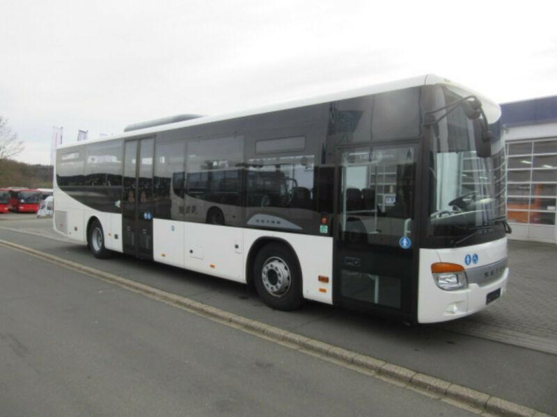 Überland-Niederflurbusse