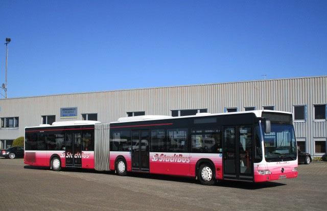 Gelenk-Niederflurbusse